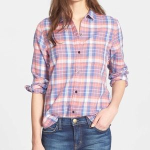 NWT current Elliot button down